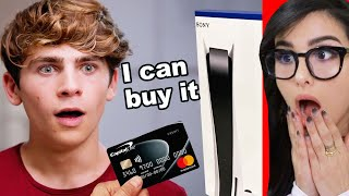 Kid Steals Moms Credit Card To Buy PS5