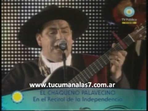 www.tucumanalas7.com.ar: Chaqueño Palavecino en Tucumán - 9 de Julio
