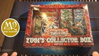 Mở hộp Yugi Collector Box - Phiên bản quà tặng   Cuối video còn có điều đặc biệt   M2DA