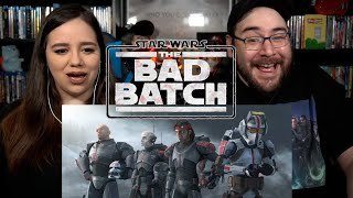 Star Wars THE BAD BATCH - Official Trailer Reaction / Review