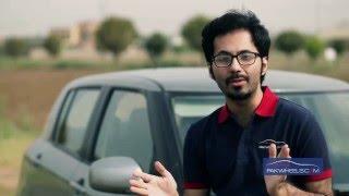 Suzuki Swift 1st Gen Detailed Review: Price, Specs & Features | PakWheels