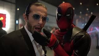 Harun CAN: Deadpool 2 Galası Öncesi Neler Oldu?