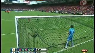 Toluca vs  Santos Final Bicentenario Penalties(completos)