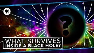 What Survives Inside A Black Hole? | Space Time