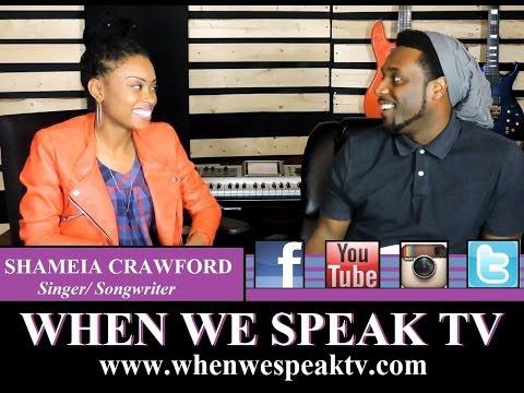 Jermaine Sain Interviews Shameia Crawford from ABC Rising Star