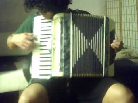 Hay Hombre - Acordeon piano