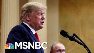 George Will Considers The 'Embarrassing Wreck Of A Man'   Morning Joe   MSNBC