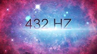 The Best SLEEP Music   432 Hz   Deep Sleep Calming/Relaxing (1 Hour) Meditation