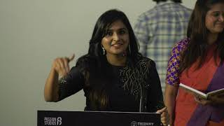 Ramya Nambesan - My learning experience in Seethakathi is quite different