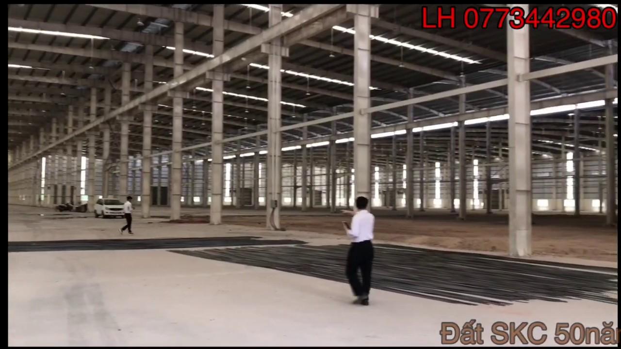 Chuyển nhượng 5,6ha nhà xưởng KCN Tam Phước Biên Hoà Đồng Nai video