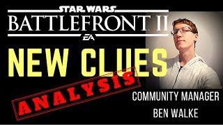 Analyzing New Clues Regarding When New Content Will be Announced -  STAR WARS™ Battlefront™ II