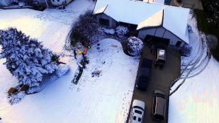 When You Spy on Neighbors with Drone, They Bring Guns - HD