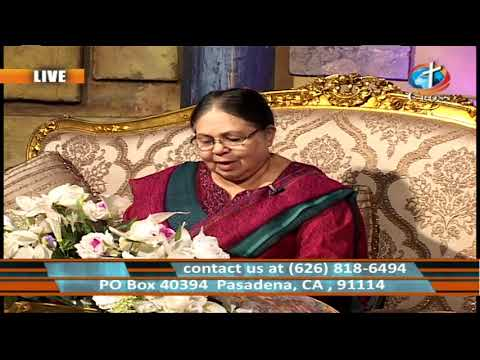 The Light of the Nations Rev. Dr. Shalini Pallil 11-03-2020