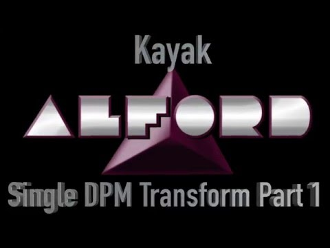 Kayak Switcher - Single DPM Transform Part 1