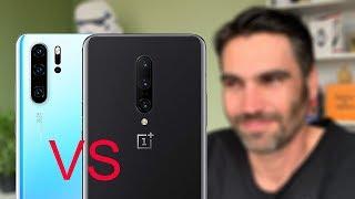Huawei P30 PRO vs OnePlus 7 PRO | review comparativa en español
