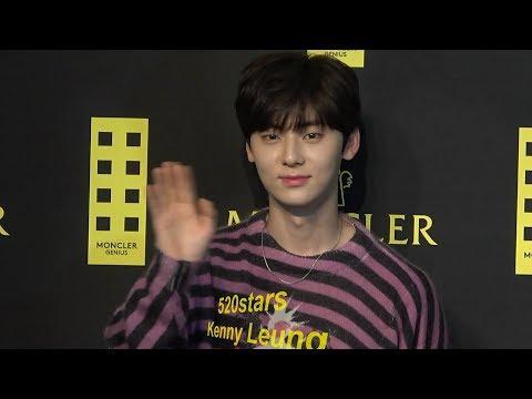 NU'EST - Minhyun(민현) 黃旼炫Hwang Min Hyun(황민현) Moncler Events In Hong Kong 20190605