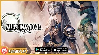 VALKYRIE ANATOMIA The Origin Gameplay iOS Android