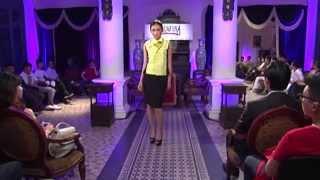NTK Quỳnh Paris - Thời Trang và Đam Mê [VTV9 - 07.06.2014]