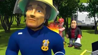 Sam le Pompier - Les Feux de la Rampe   Compilation   Sam le Pompier - Le Film   Dessin animé