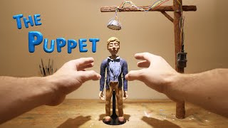 The Puppet (a Stop Motion animation)