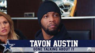 Tavon Austin: Done Talking About It | Dallas Cowboys 2019