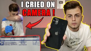 REAL DARK-WEB MYSTERY BOX (Gone Wrong) Apple iPhone