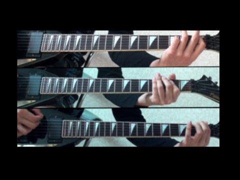 Megadeth - This Was My Life (Instrumental Cover)