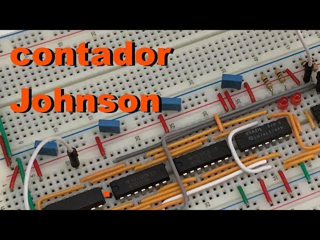 CONTADOR JOHNSON | Conheça Eletrônica! #050