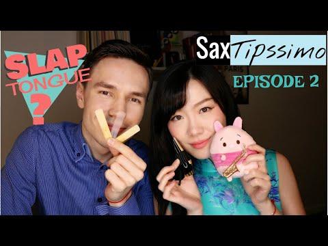 V&A SaxTipssimo Feat. new friend Spoony [EP 2: Slap Tongue]