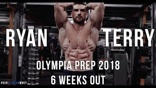RYAN TERRY 2018 OLYMPIA PREP SERIES EPISODE 3
