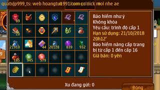 ►[ NSO - TH ] | Hành Trình Full 16 -  Quần 16 Part3 ✔ Trần Hải