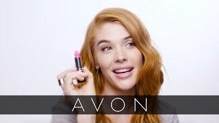 Lauren Andersen Avon Lipstick Haul
