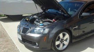Pontiac G8 VLOG #5