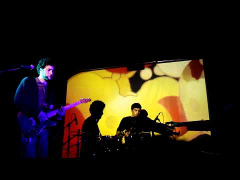 Everything Is Made In China   -   Sleepwalking (Spb 05/11/10)