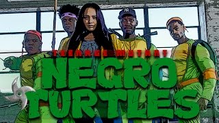 TEENAGE MUTANT NINJA TURTLES (PARODY) by @KingBach