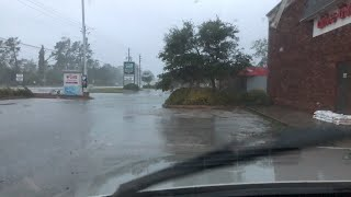 Hurricane Florence - Attempting to Go to Newbern, NC from Wilmington, NC