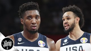 Team USA should be winning by more at the 2019 FIBA World Cup - Amin Elhassan   The Jump