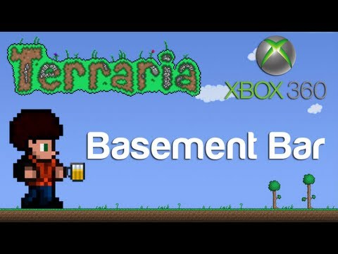Terraria Xbox - Basement Bar [32] - Smashpipe Games