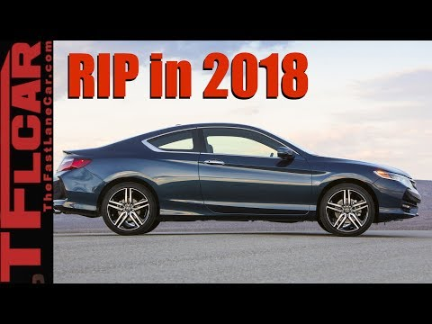 Top Five Newly Discontinued Cars and Why They Died