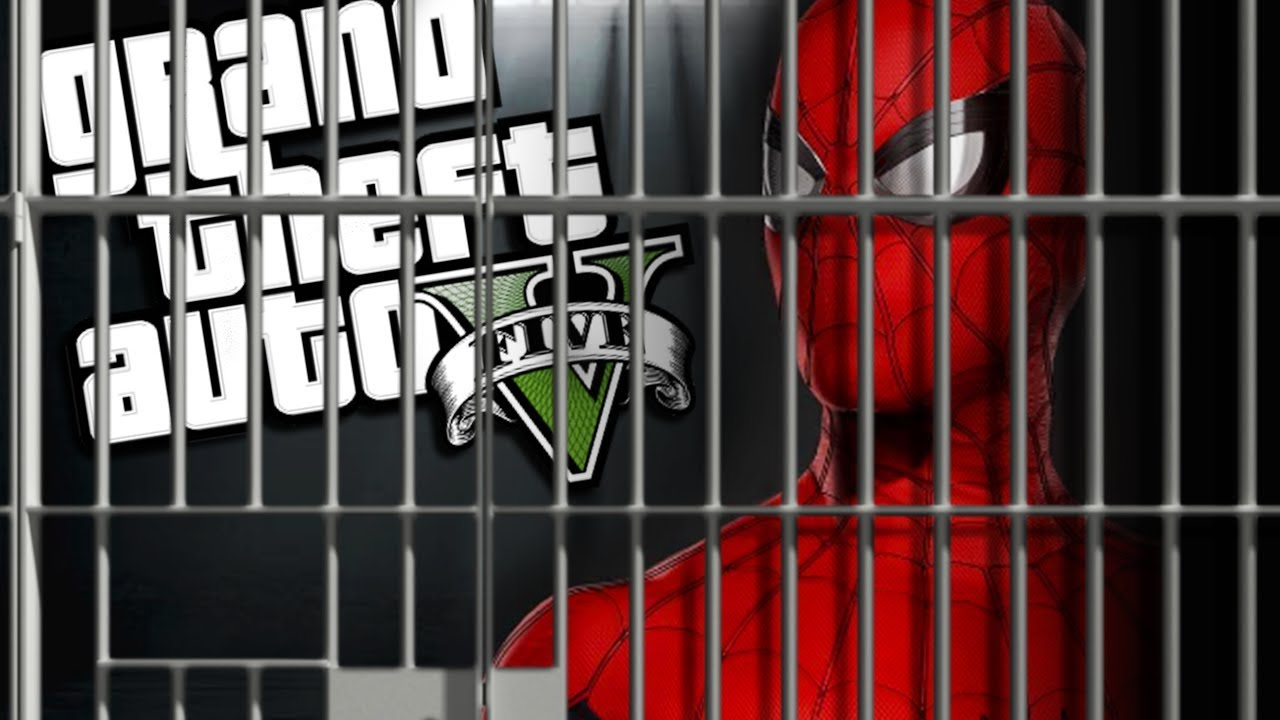 The+Spider-Man+mod+by+JulioNIB+-+Special+attacks+-+GTA+5+PC