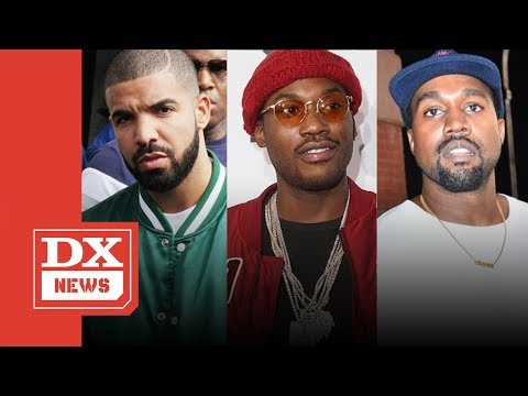 Meek Mill On Possible Drake Collab & Telling Kanye West He Let Him Down