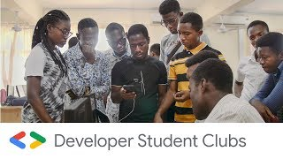 Developer Student Club in Ghana creates AR navigation app for their local mall