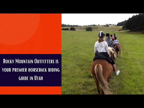 horseback riding guides utah