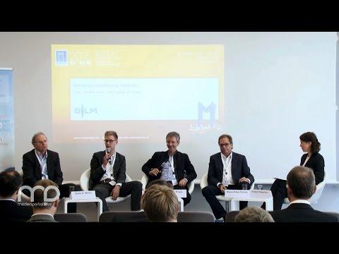 Diskussion: Konvergenzwährung Hörfunk: Zwei werden eins