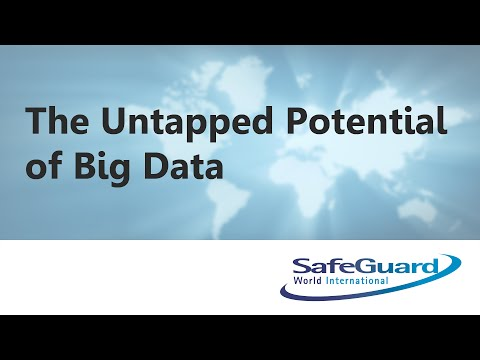 The Untapped Potential of Big Data