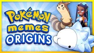 The Origin of Pokemon Memes 6