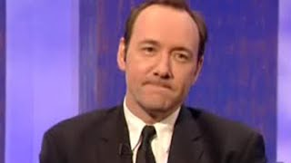 Kevin Spacey interview - Parkinson - BBC