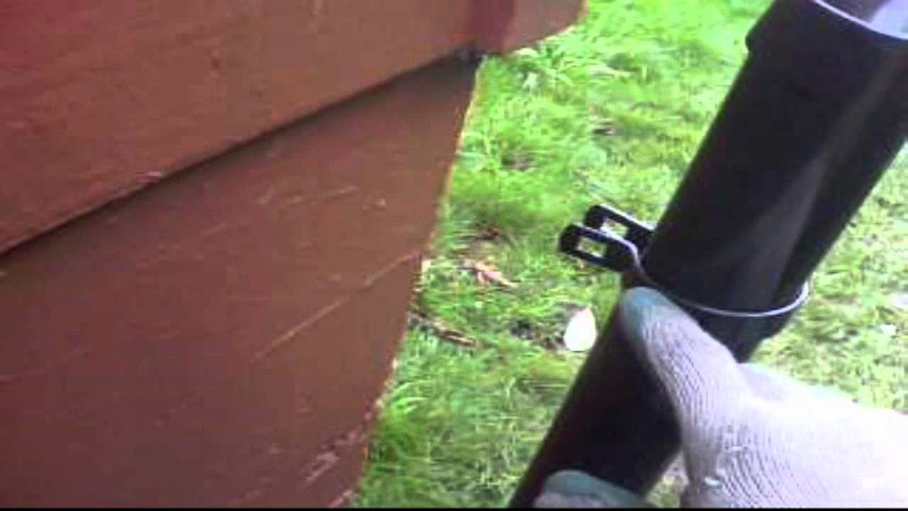 Fence Video On How To Install A Puppy Saver For Chain Link