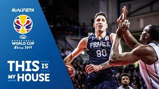 France v Belgium - Full Game - FIBA Basketball World Cup 2019 - European Qualifiers