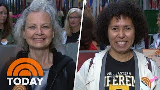 2 Friends Who Survived Cancer Get Glamorous Ambush Makeovers | TODAY